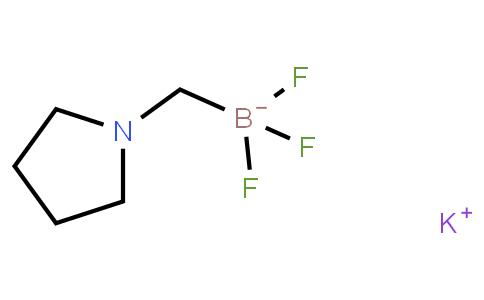 BP21877 | 888711-53-3 | Potassium trifluoro[(pyrrolidin-1-yl)methyl]borate