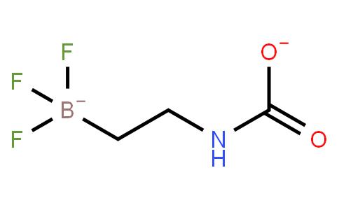 BP21884 | 926280-84-4 | N-[2-(trifluoroboranuidyl)ethyl]carbamate