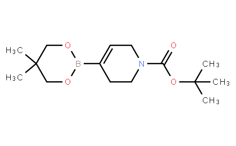 BP21886   1167991-21-0   3,6-DIHYDRO-2H-PYRIDINE-1-N-BOC-4-BORONIC ACID NEOPENTYLGLYCOL ESTER