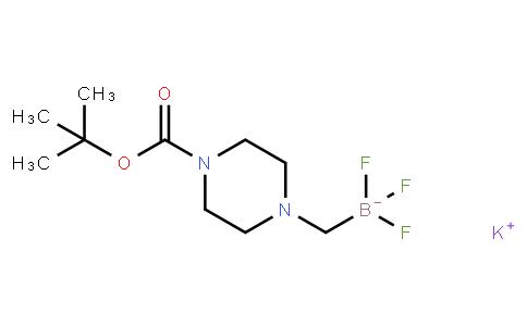 BP21889   936329-97-4   Potassium (4-tert-butoxycarbonylpiperazin-1-yl)methyltrifluoroborate