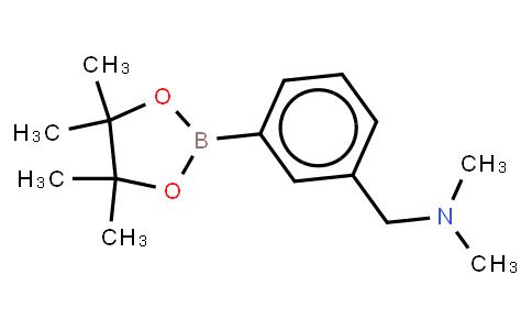 BP21903 | 909391-56-6 | 3-(N,N-Dimethylaminomethyl)phenylboronic acid, pinacol ester