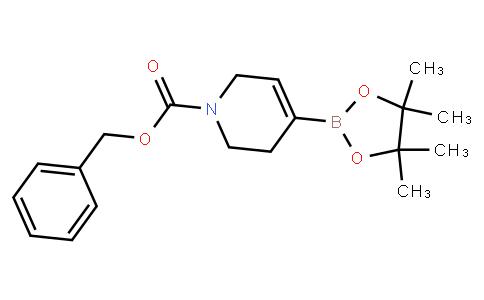 BP21909   286961-15-7   N-Cbz-3,6-Dihydro-2H-pyridine-4-boronic acid pinacol ester