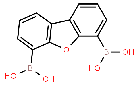 BP21923 | 145238-17-1 | Dibenzofuran-4,6-diboronic acid
