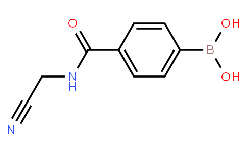 BP21925 | 1056636-11-3 | 4-[(Cyanomethyl)carbamoyl]phenylboronic Acid