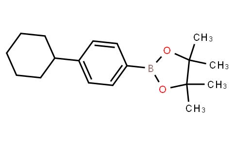 BP21929 | 820223-94-7 | 4-Cyclohexylphenylboronic acid pinacol ester