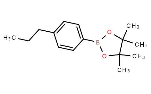 BP21931 | 1359844-00-0 | 4,4,5,5-TETRAMETHYL-2-(4-PROPYLPHENYL)-1,3,2-DIOXABOROLANE
