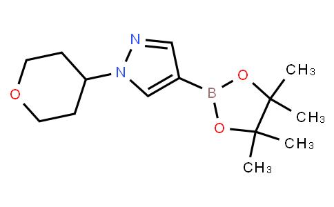 BP21939 | 1040377-03-4 | 1-(Tetrahydro-2H-pyran-4-yl)-4-(4,4,5,5-tetramethyl-1,3,2-dioxaborolan-2-yl)-1H-pyrazole