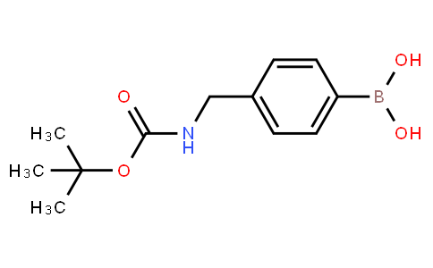 BP21958 | 489446-42-6 | 4-((N-boc-amino)methyl)phenylboronic acid