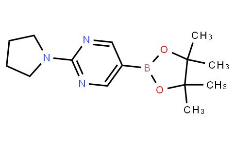 BP21973 | 1015242-07-5 | 2-(Pyrrolidin-1-yl)pyrimidine-5-boronic acid pinacol ester