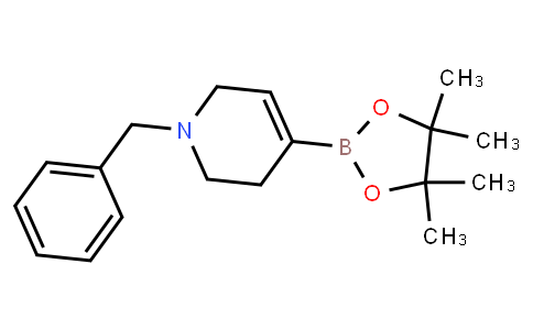 BP21998 | 1048976-83-5 | 1-Benzyl-1,2,3,6-tetrahydropyridine-4-boronic acid pinacol ester