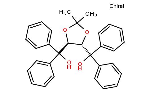 BP22041   93379-49-8   (4S,5S)-2,2-Dimethyl-α,α,α′,α′-tetraphenyldioxolane-4,5-dimethanol