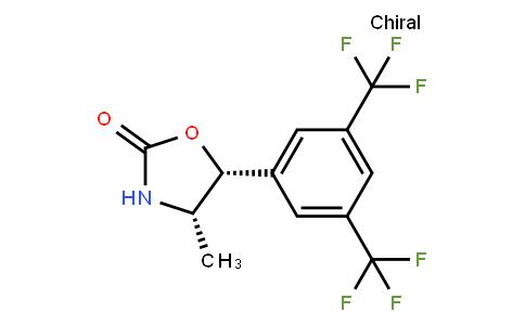 BP22051 | 875444-08-9 | (4S,5r)-5-[3,5-bis(trifluoromethyl)phenyl]-4-methyl-1,3-oxazolidin-2-one