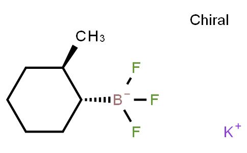 BP22057 | 1041642-14-1 | POTASSIUM TRANS-2-METHYLCYCLOHEXYLTRIFLUOROBORATE