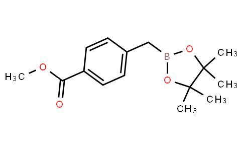 BP22126   150033-80-0   4-(Methoxycarbonyl)benzylboronic Acid Pinacol Ester
