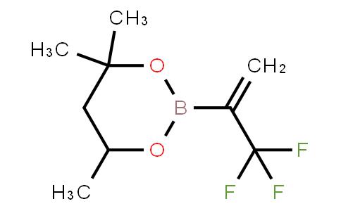 BP22133 | 1011460-68-6 | 1-(TRIFLUOROMETHYL)VINYLBORONIC ACID HEXYLENE GLYCOL ESTER
