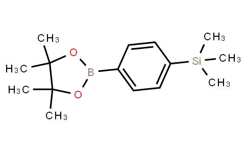 BP22161 | 1186026-67-4 | 4-Trimethylsilylbenzeneboronic acid pinacol ester