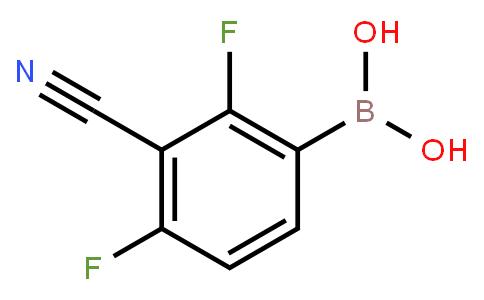 BP22175 | 871940-31-7 | 2,4-Difluoro-3-cyanophenylboronic acid
