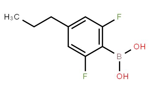 BP22177   1010110-74-3   2,6-Difluoro-4-propylphenylboronic acid