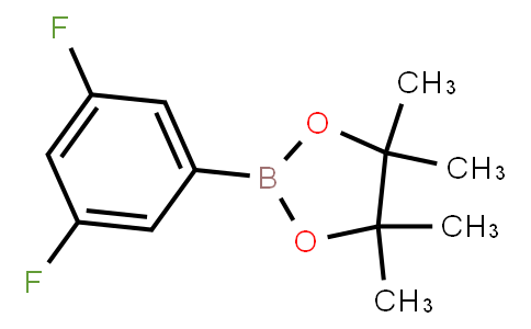 BP22183 | 863868-36-4 | 3,5-Difluorophenylboronic acid pinacol ester
