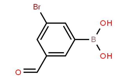 BP22191 | 157866-06-3 | 3-Bromo-5-formylphenylboronic acid