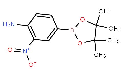 BP22196 | 833486-94-5 | 4-Amino-3-nitrophenylboronic acid pinacol ester