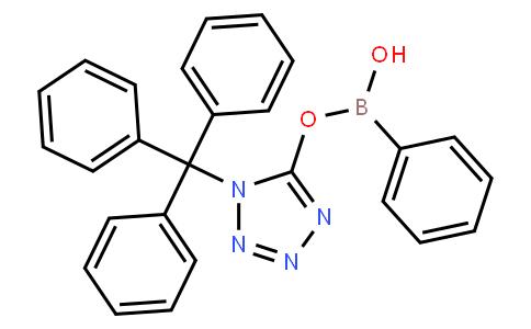 BP22205   143722-25-2   (1-Trityl-1h-tetrazol-5-yl)phenylboronic acid