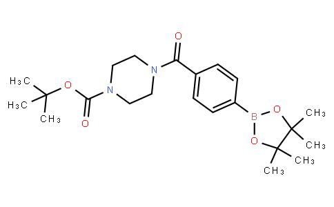 BP22206 | 864754-13-2 | 4-(4-Boc-1-piperazinylcarbonyl)benzeneboronic acid pinacol ester