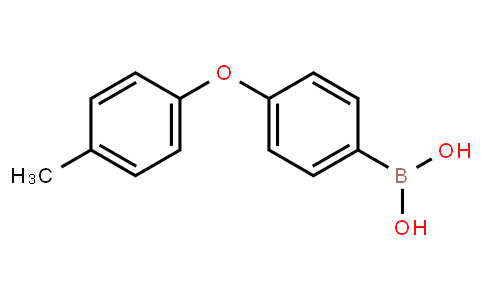 BP22207   1029438-40-1   4-(P-tolyloxy)phenylboronic acid