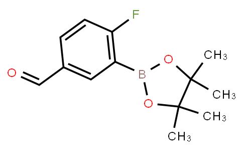 BP22209 | 1112208-82-8 | 2-Fluoro-5-formylphenylboronic acid pinacol ester