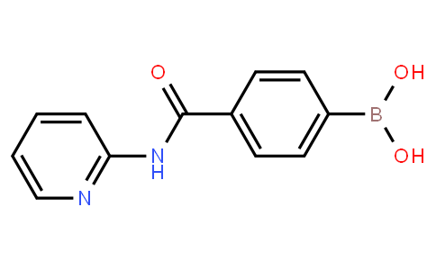 BP22213   850568-25-1   4-(Pyridin-2-yl)aminocarbonylphenylboronic acid