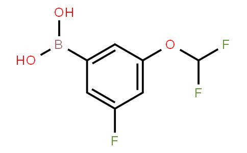 BP22215 | 2055539-69-8 | (3-(difluoromethoxy)-5-fluorophenyl)boronic acid