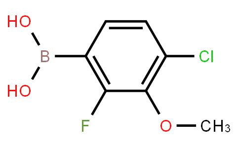 BP22216 | 944129-07-1 | 4-Chloro-2-fluoro-3-methoxyphenylboronic acid