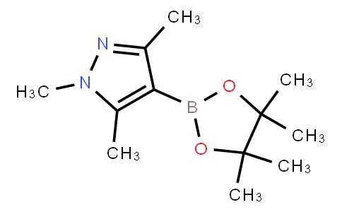 BP22218   844891-04-9   1,3,5-Trimethyl-1H-pyrazole-4-boronic acid pinacol ester