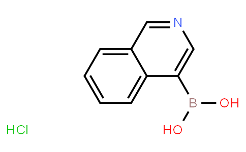 BP22234   677702-23-7   Isoquinoline-4-boronic acid hydrochloride
