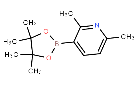 BP22241 | 693774-10-6 | 2,6-Dimethylpyridine-3-boronicacidpinacolester