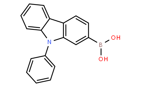 BP22272 | 1001911-63-2 | 9-Phenyl-9H-carbazol-2-ylboronic acid