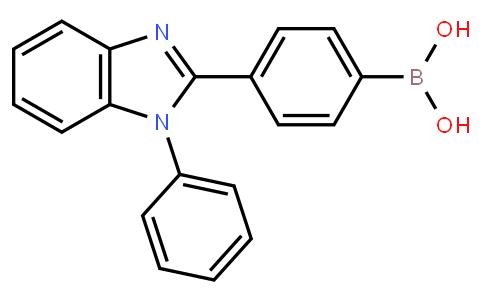 BP22274 | 952514-79-3 | 4-(1-Phenyl-1H-benzimidazol-2-yl)phenylboronic acid
