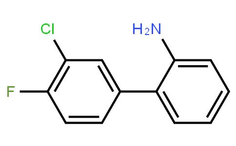 BP22285 | 577954-86-0 | 3'-Chloro-4'-fluoro-2-biphenylamine