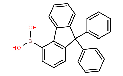 BP22294 | 1224976-40-2 | 9,9-diphenyl-9H-fluoren-4-ylboronicacid
