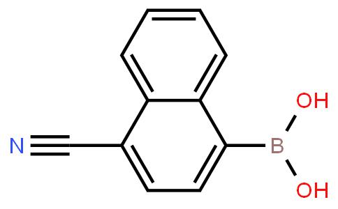 BP22298   664364-43-6   4-Cyano-1-naphthyl boronic acid