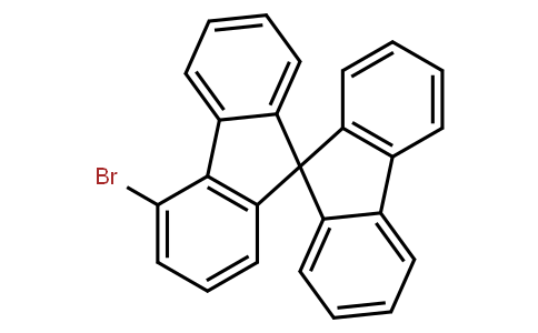 BP22314 | 1161009-88-6 | 4-Bromo-9,9'-spirobi[9H-fluorene]