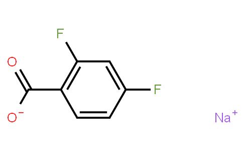 BP22329 | 83198-07-6 | Sodium 2,4-difluorobenzoate