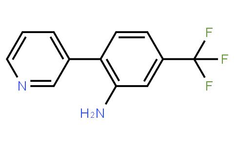 BP22407   158461-54-2   2-(PYRIDIN-3-YL)-5-(TRIFLUOROMETHYL)BENZENAMINE