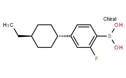 BP22429   1007223-52-0   B-[4-(trans-4-Ethylcyclohexyl)-2-fluorophenyl]boronic acid