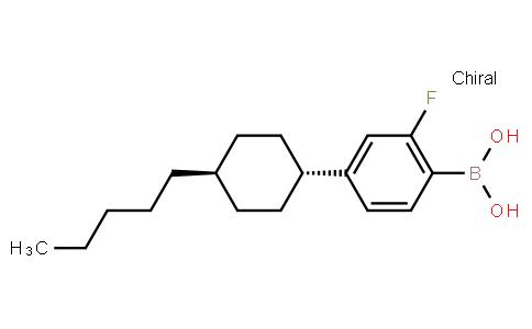 BP22430   163006-96-0   [2-FLUORO-4-(TRANS-4-PENTYLCYCLOHEXYL)PHENYL]BORONIC ACID