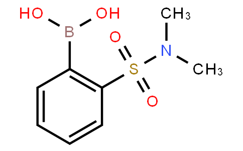 BP22446 | 178432-25-2 | 2-(N,N-dimethylsulphamoyl)phenylboronic acid