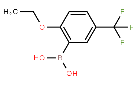 BP22447 | 850593-10-1 | 2-Ethoxy-5-trifluoromethylphenylboronic acid