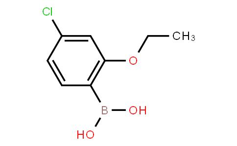 BP22448 | 850568-80-8 | 4-Chloro-2-ethoxyphenylboronic acid