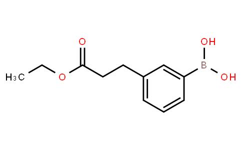 BP22452 | 913835-82-2 | 3-[2-(Ethoxycarbonyl)ethyl]benzeneboronic acid