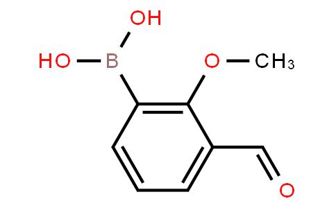 BP22461 | 480424-49-5 | (3-Formyl-2-methoxyphenyl)boronic acid